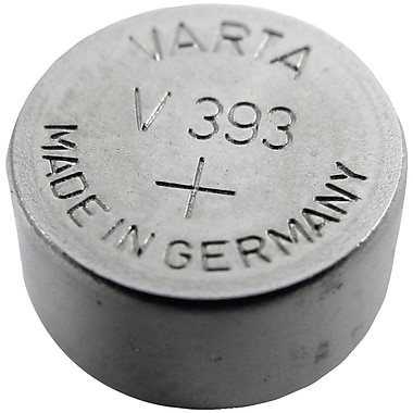 Lenmar® WC393 SR48W Silver Oxide 75 mAh Watch Battery