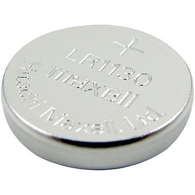 Lenmar® WCLR1130 Alkaline 1.5V 65 mAh Button-Type Battery