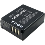 Lenmar® DLP007 3.7 VDC 1000 mAh Black Lithium-ion Rechargeable Replacement Battery