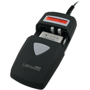 Lenmar BCUNI2 Adjustable Battery Charger With LCD Display For Camera/Camcorders