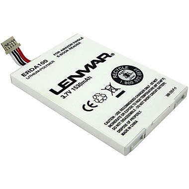 Lenmar® ERDA100 Replacement Battery, White