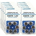 Lenmar® ZA675 6-ct 60/PK Premium Zinc Air 651 mAh Hearing Aid Battery