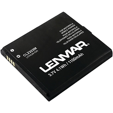 Lenmar® CLZ323M Lithium-ion Replacement Battery For Motorola BP-6X, SNN5843A Mobile Phones