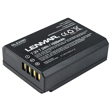 Lenmar® DLZ320C 7.2 VDC 1020 mAh Lithium-ion Rechargeable Replacement Battery