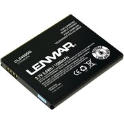 Lenmar® CLZ460SG Lithium-ion Replacement Battery For Samsung Galaxy S II Mobiles
