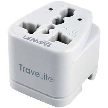 Lenmar AC150 Ultra Compact All-in-One Travel Adapter