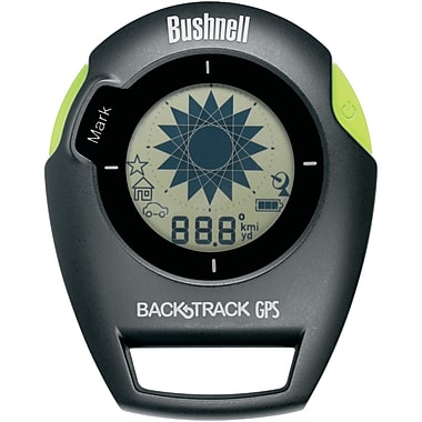 Bushnell® Backtrack G2 Personal GPS Locator, Black/Green