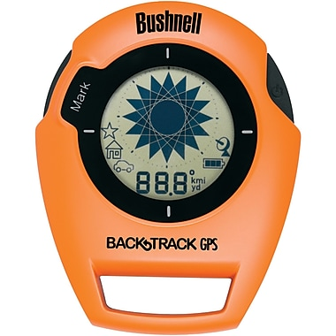 Bushnell® Backtrack G2 Personal GPS Locator, Orange/Black