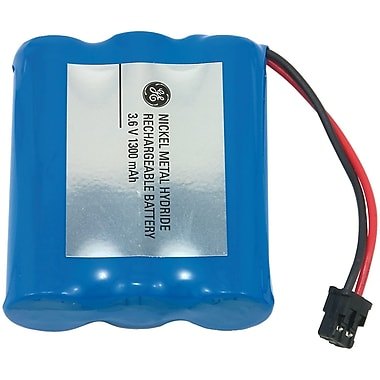 GE 26560 Ni-MH 1300 mAh Replacement Battery For Panasonic And Sony