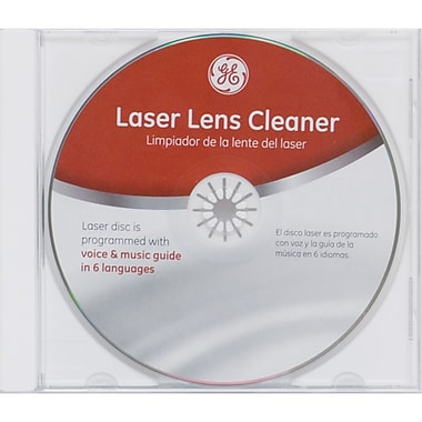 GE 72598 Laser Lens Cleaner