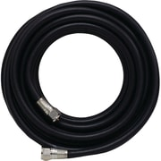 GE 73261 25' RG6 Video Cable, Black