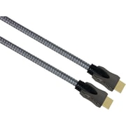 GE 8' A Plug to A Plug Braided HDMI™ Cable