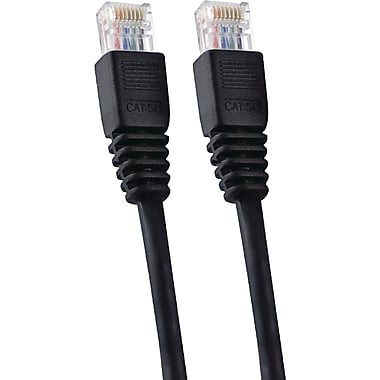 GE JAS98761 14' CAT-5e Network Cable, Black