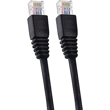GE JAS98815 7' CAT-5e Ethernet Network Cable, Black