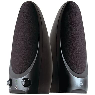 GE 98910 1 W 2.0 Multimedia Speaker