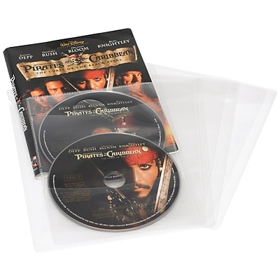 Atlantic 25 Movie/Game Sleeves 211182