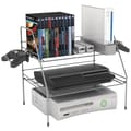 Atlantic Game Depot Wire Gaming Rack, Titanium