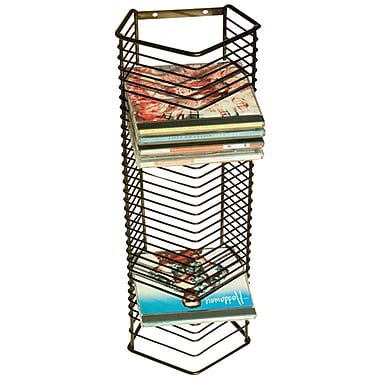 Atlantic® Onyx 35 CD Wire Storage Tower