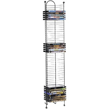Atlantic® 52 DVD/Blu-Ray Disc Tower