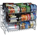 Atlantic® 3-Tier Canrack, Silver