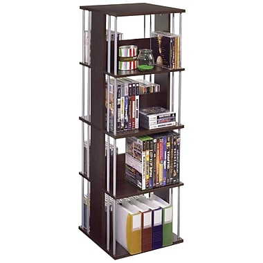 Atlantic® Typhoon 216-CD/144-DVD Multimedia Storage Tower