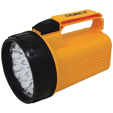 Dorcy® 40 Hour 13 LED 5MM 6V Lantern, Yellow/Black