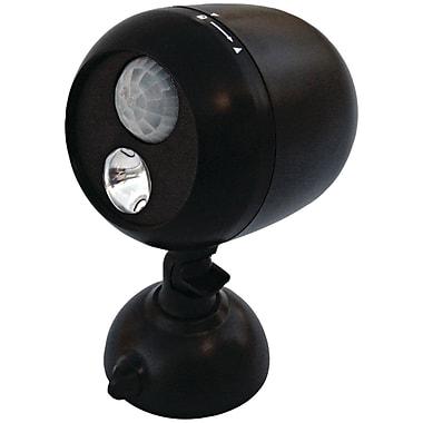 Dorcy® 40 Hour LED Flood-Lite Wireless Motion Sensor, Black