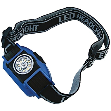 Dorcy® 12 Hour 42 Lumens LED Headlight, Blue