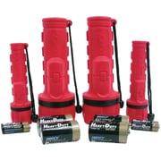 Dorcy® Rubber Flashlight Combo