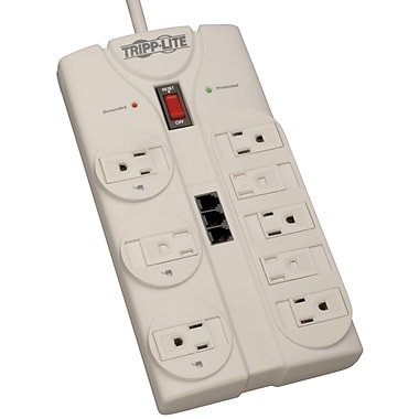 Tripp Lite PROTECT IT!® 8-Outlet 2160 Joule Surge Suppressor