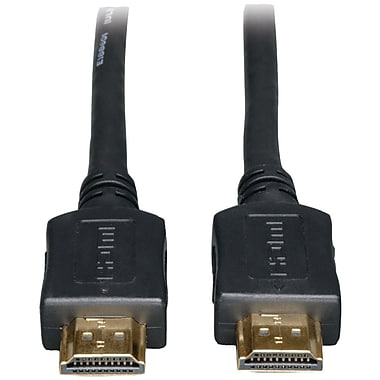 Tripp Lite 50' High Speed HDMI™ Gold Digital Video Cable