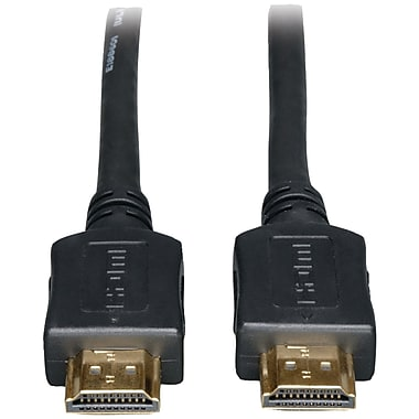Tripp Lite 100' High Speed HDMI™ Gold Digital Video Cable