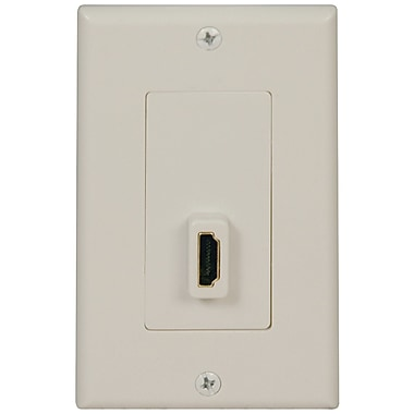 Tripp Lite HDMI™ Send/Receive Pass-Through Wallplate