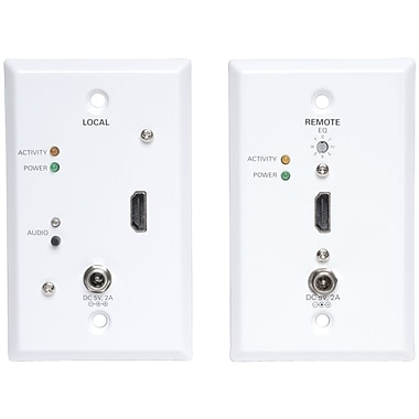 Tripp Lite HDMI™ Over Cat5 Active Wallplate Extender Kit