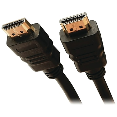 Tripp Lite TRPP569003 3' HDMI Cable, Black