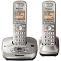 Panasonic® Kx-TG4022N Cordless Phone System With 2 Handset, 50 Name/Number