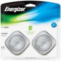 Energizer® 3 LEDs Chrome Tap Light