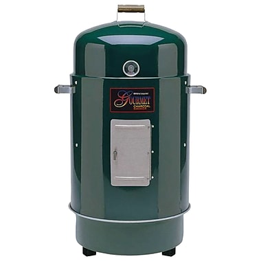 Brinkmann® Gourmet Charcoal Smoker and Grill