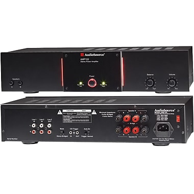 AudioSource® AMP 102 50 W Audio Distribution Power Amplifier