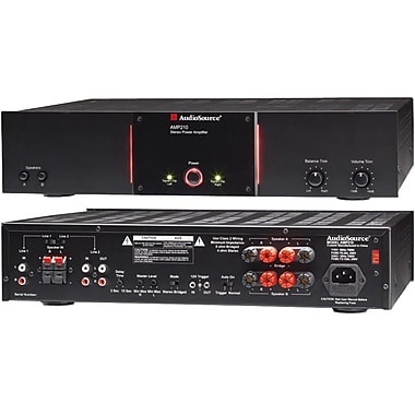 AudioSource® AMP 210 90 W Audio Distribution Power Amplifier