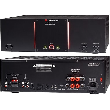 AudioSource® AMP 310 150 W Audio Distribution Power Amplifier