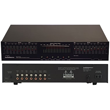 AudioSource® EQ200 Graphic Equalizer
