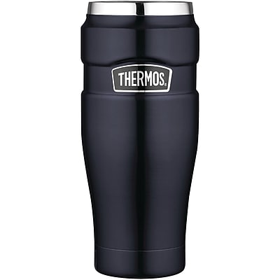 Thermos 16 oz. Stainless Steel King Tumbler Midnight Blue