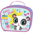 Thermos® Littlest Pet Shop® Polyethylene Foam Standard Lunch Kit, Blue/Pink