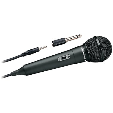 Audio-Technica® ATR-1100 Unidirectional Dynamic Handheld Microphone