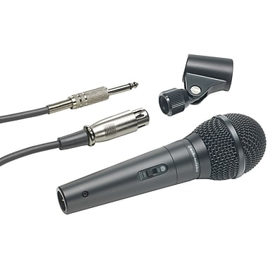 Audio-Technica® ATR-1300 Unidirectional Dynamic Vocal/Instrument Microphone