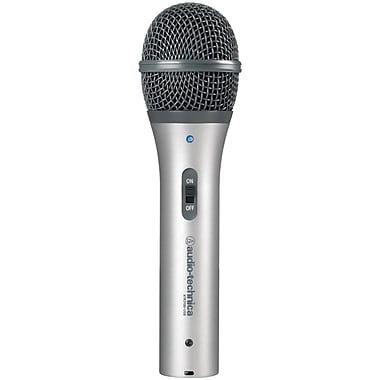 Audio-Technica® ATR-2100-USB Cardioid Dynamic USB/XLR Microphone