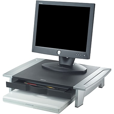 Fellowes® Office Suites™ Up To 80 lbs. 21in. Monitor Riser