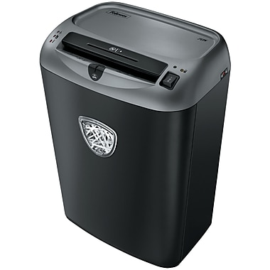 Fellowes® 4671001 Powershred 70S Strip-Cut Shredder, 14 Sheets