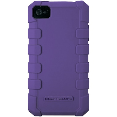 Body Glove® Dropsuit Case For iPhone 4/4s, Purple